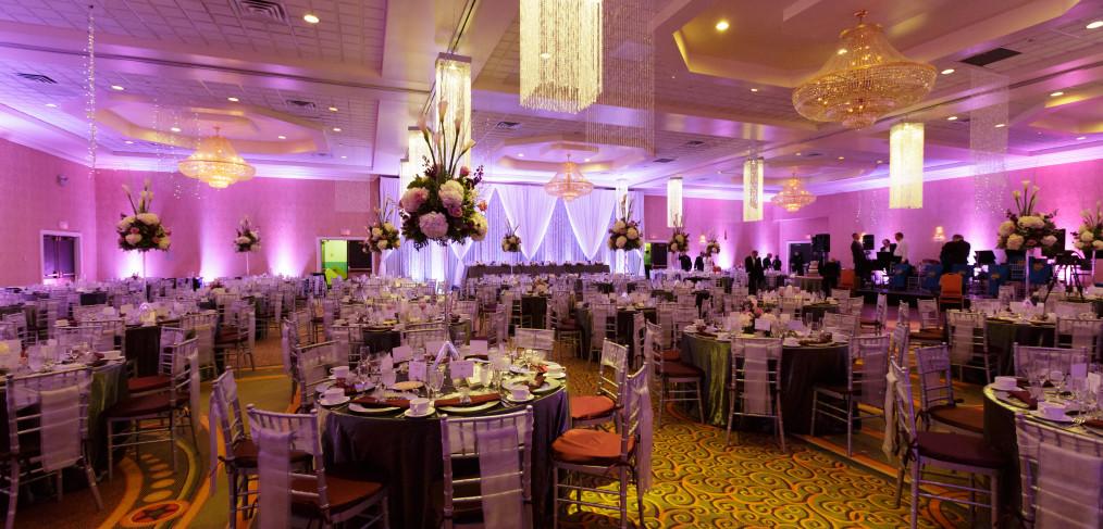 Ann Arbor Wedding Eagle Crest Hotel Golf Resort