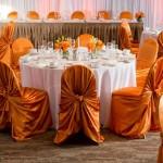 OrangeChairCovers