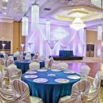 Eagle Crest Ball room Elegant wedding