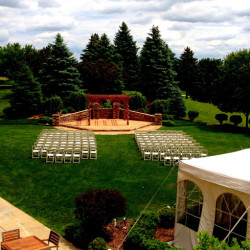 outdoor receptions ann arbor