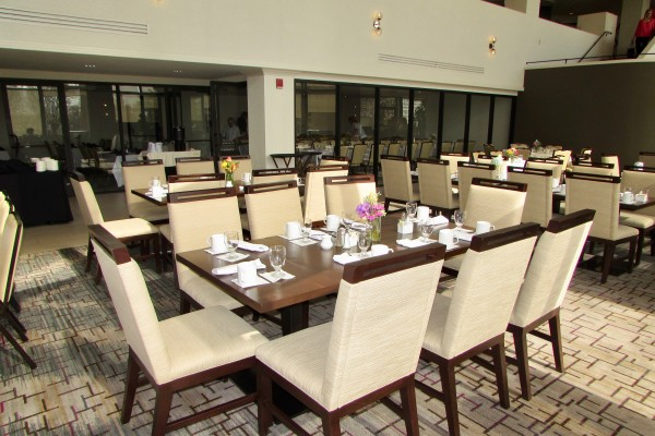 Terrace room restaurant