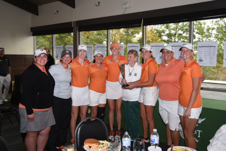 Bowling Green Womens Golf Team