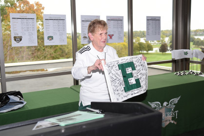 Shirley Sport Eastern Michigan alumni