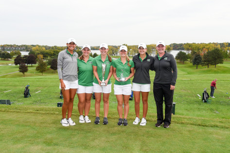 Marshall University Women's Golf Team winners